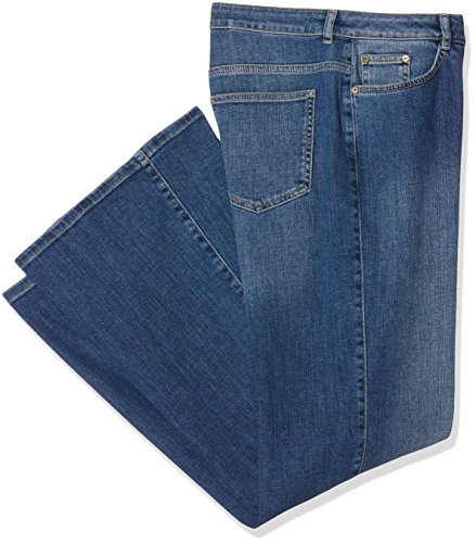jaeger-womens-high-rise-flared-jeans-blue-mid-blue-w28-l33-manufacturer-size10