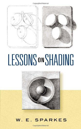 Lessons on Shading (Dover Art Instruction)