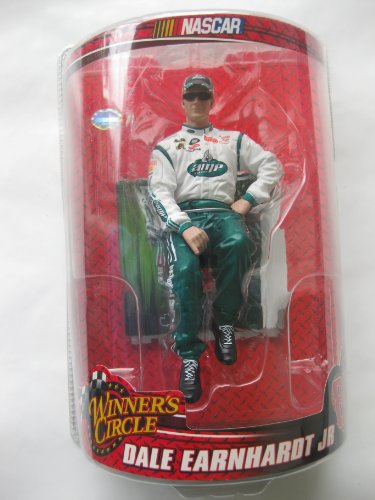 DALE EARNHARDT JR WINNERS CIRCLE FIGURINE