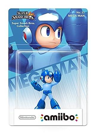 Nintendo amiibo Super Smash Bros. - Mega Man (Nintendo Wii U/3DS)