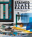 Cover of Stained Glass Basics by Chris Rich Rachel Ward Martha Mitchell 0806948779