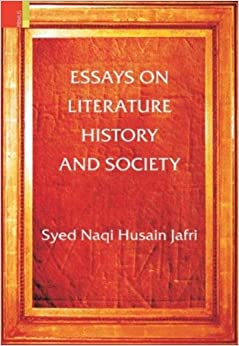 essays on literature and society