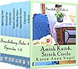 Read Amish Knit & Stitch Circle: Smicksburg Tales 4 (Complete Short Story Serial Episodes 1-8) on-line