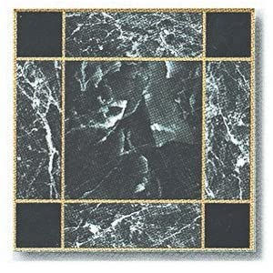45 Pieces 12x12 Vinyl Stick On Tiles Veridian Green Marble Self Adhesive Flooring Rt9501 On