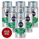 Philips Nivea for Men HS800/04 Anti-Irritation Moisturising Shaving Conditioner Balm Re-Fill Can (6 Pack)