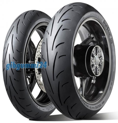 Dunlop 180/55 ZR17 (73W) Motorradreifen