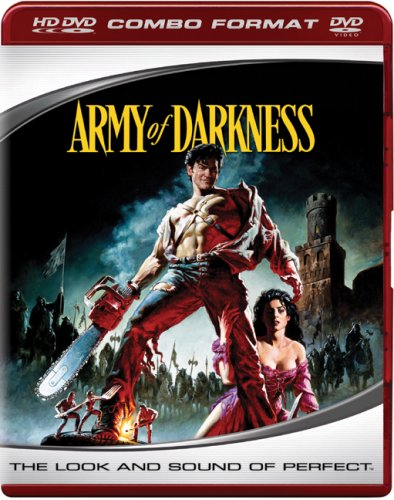 Cover art for  Army of Darkness (Combo HD DVD and Standard DVD)