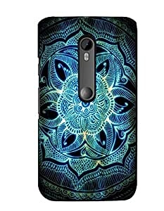 Citydreamz Back Cover For Motorola Moto X Style