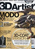 img - for 3D Artist (#57) (Imagine Publishing Ltd.) book / textbook / text book
