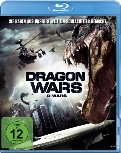 Dragon Wars [Blu-ray]