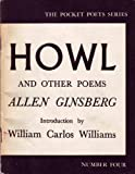 Howl & Other Poems (Pocket Poets Ser.)