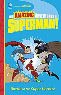 Book Cover: Battle of the Super Heroes!