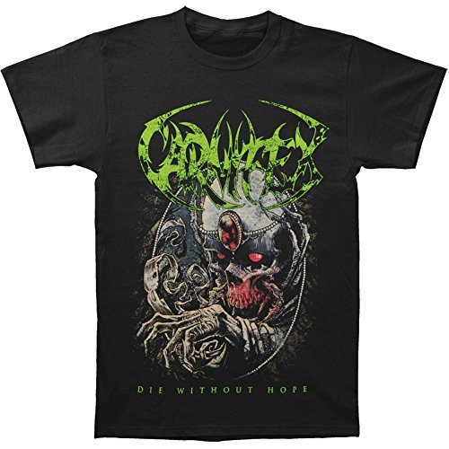 Michaner Walosde Carnifex Men's Die Without Hope T-shirt Black Medium
