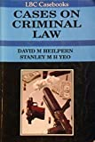 img - for Cases on Criminal Law book / textbook / text book