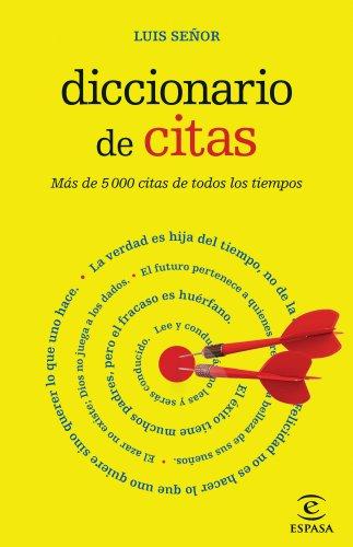 Diccionario de citas (Referencia)