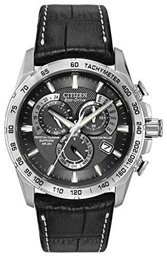 citizen-mens-eco-drive-chronograph-watch-with-a-black-dial-and-a-black-leather-strap-at4000-02e