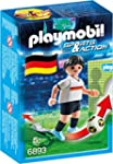 PLAYMOBIL 6893 - Fu�ballspieler Deuts...