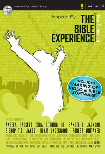 Inspired By the Bible Experience New