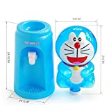 House Of Quirk Useful New 8 Glasses Water Mini Cute Doreamon Shape Water Dispensers