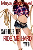 Saddle Up Ride Me Hard Two (M/M/M/M/F Taboo Bisexual Foursom...
