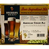 Brewer's Best BIK-1011 American Cream Ale Homebrew Beer Ingredient Kit (Color: Yellow)