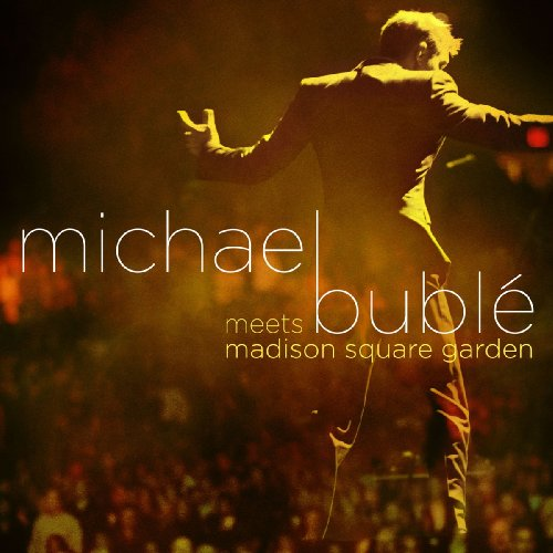 Michael Buble - Michael Buble Meets Madison Square Garden (CD/DVD) - Zortam Music
