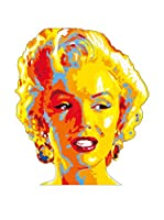 Artopweb Panel Decorativo Gorsky Marilyn Monroe Legno