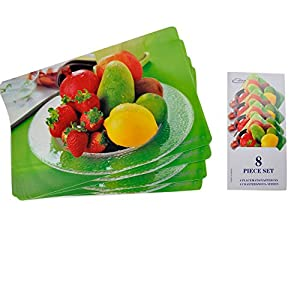 Http Www Amazon Co Uk Cmmy Rectangle Placemats Coasters Kitchen Dp B00l8injis