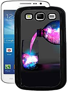 ColourCraft Glass and Bottle Design Back Case Cover for SAMSUNG GALAXY S3 I9300 / I9305