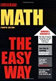 Math the Easy Way (Easy Way Series)