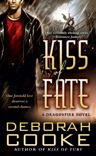 Image of Kiss of Fate (Dragonfire, Book 3)