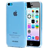 i-Blason Apple iPhone 5C SoftGel Flexible TPU Case AT&T Verizon Sprint T-Mobile and All Carriers (Frost Clear)