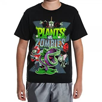 Plants vs. Zombies Group Youth Tee (Youth Large)