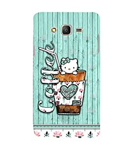 Coffee 3D Hard Polycarbonate Designer Back Case Cover for Samsung Galaxy On7 G600FY :: Samsung Galaxy On 7 (2015)
