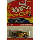 Hot Wheels Classics Series 2 #8 Of 30 Anglia Panel Truck 1:64 Scale COPPER