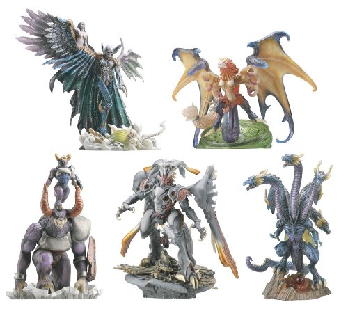 FINAL FANTASY CREATURES改 Vol.1 BOX