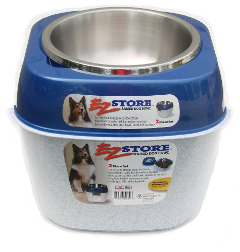 Dogit Elevated Food Bowl For Large Dogs
