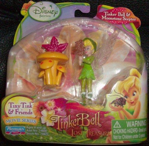 Disney Fairies Tiny Tinkerbell & Moonstone Sceptre - 1