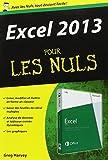 echange, troc Greg HARVEY - Excel 2013 Poche pour les Nuls