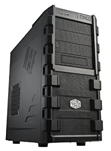 Cooler Master HAF 912 - Mid Tower Computer Case with High Airflow