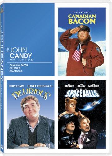 The John Candy Collection: Delirious, Spaceballs, Canadian Bacon