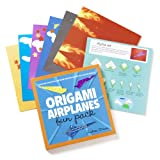 Origami Airplanes Fun Pack Book
