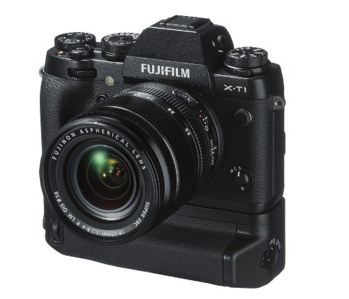 FUJIFILM X-T1対応縦位置バッテリーグリップ F VG-XT1