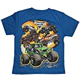 Monster Jam Boys T-shirt 6-16 (L (10/12))