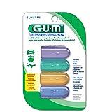 Sunstar 152RF GUM Anti-Bacterial Toothbrush Covers, 4 Covers per Pack