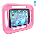 Snugg Shock, Drop & Kid Proof Pink iPad Air Case with Lifetime Guarantee