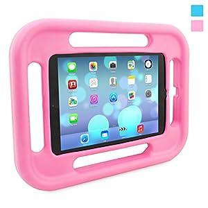 Snugg Shock, Drop & Kid Proof Pink iPad Air with Lifetime Guarantee