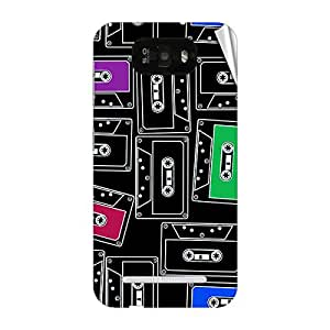 Garmor Designer Mobile Skin Sticker For Gionee V182 - Mobile Sticker