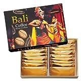 Amazon.co.jpバリ コーヒーバタークッキー1箱(インドネシア土産・海外土産)