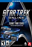 Star Trek Online Timecard